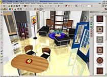 Visualisierung Inneneinrichtung mit ArCon (planTEK)