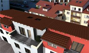 Beispiel aus cadvilla - Modernes Stadthaus