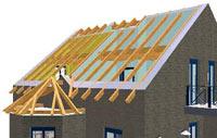 Automatyczne jak i dowolne konstrukcje dachów