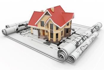 Grundriss von einem Haus zeichnen