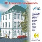 3D Fassadenelemente