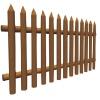 3D Objekte für ArCon - Beispiel Zaun 5